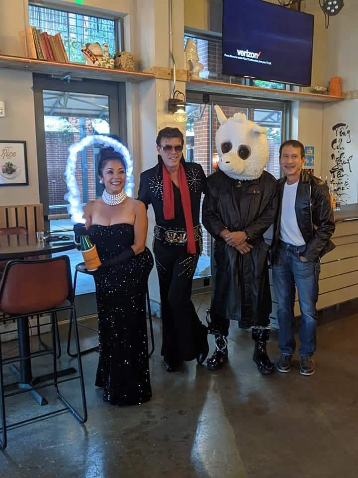 Pre-Halloween Costume & Karaoke Party image