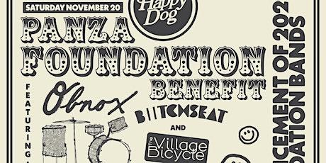 Panza Foundation Benefit featuring: Obnox / Biitchseat / Village Bicycle tickets