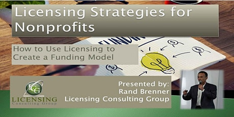 Licensing Strategies for Nonprofits - Workshop Replay tickets