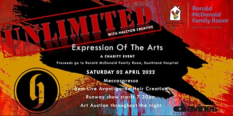 """Unlimited """"expression of the arts"""" tickets"""