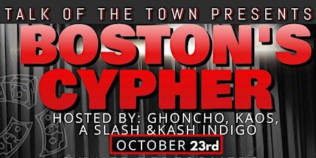 90s hip hop cypher tickets
