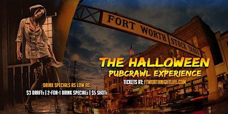 Fort Worth Texas Halloween Pub Crawl - Saturday tickets