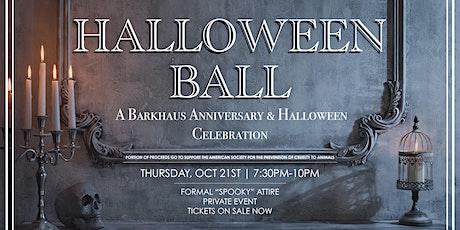 Halloween Ball tickets