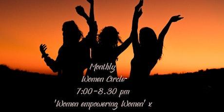FREE Women's Circle tickets