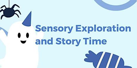 Sensory Exploration & Story Time tickets