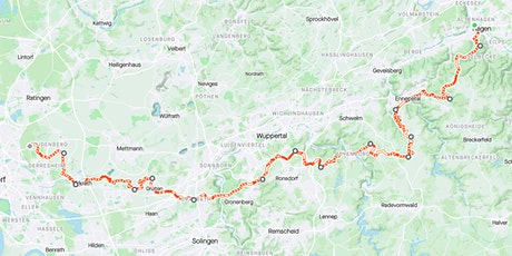 Fools 100 - Hike from Hagen to Düsseldorf Tickets