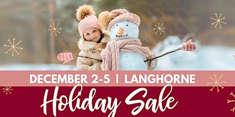 Lower Bucks Holiday Sale tickets