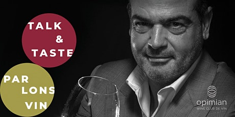 Discover Swiss wines with Guido Brivio tickets