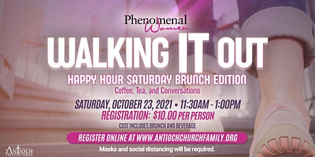 Phenomenal Women Happy Hour Saturday Brunch Edition tickets