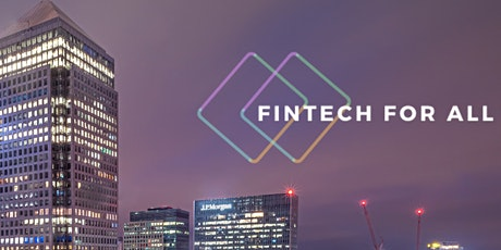 FinTech For All  Drinks & Nibbles tickets