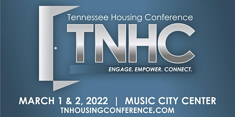 SPONSOR & EXHIBIT: 2022 Tennessee Housing Conference tickets