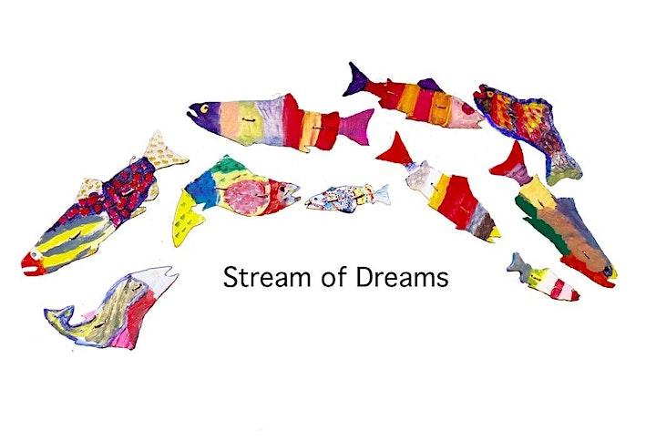 Varnishing Stream of Dreams Fish image