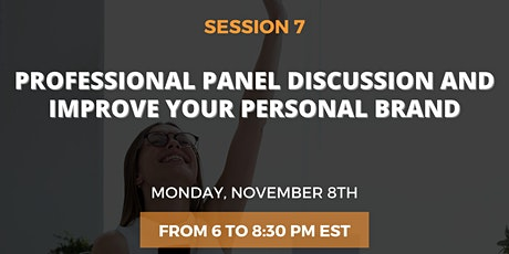 Building Your Professional Brand or LinkedIn tickets