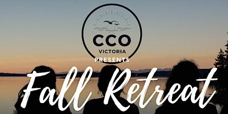 CCO Victoria Fall Retreat tickets
