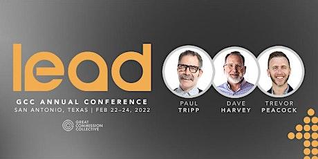 GCC Annual Conference: LEAD tickets