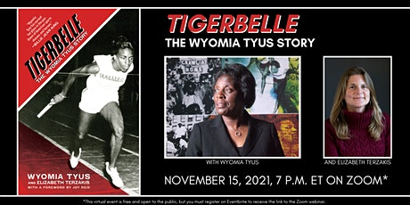 TIGERBELLE featuring Wyomia Tyus with Elizabeth Terzakis tickets