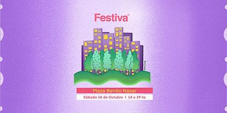 Feria festiva entradas