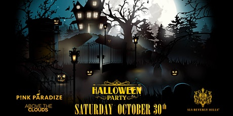 Haunted Hotel Halloween Party at SLS Hotel ( Beverly Hills) tickets
