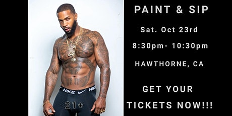 Copy of PAINT MOORE: LIVE MALE MODEL EXPERIENCE tickets
