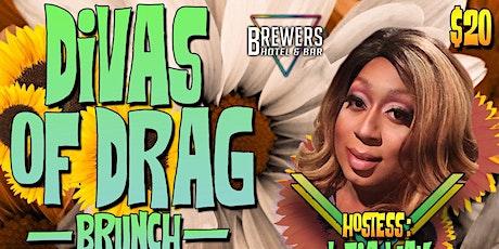 Diva's of Drag Brunch: October tickets