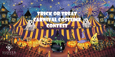 Trick or Treat Carnival  Costume Contest Registration tickets