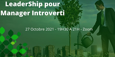 LeaderShip pour Manager Introverti billets