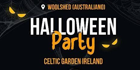 Halloween Celtic Garden Ireland tickets