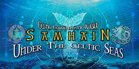 Samhain Fire Festival 2021 bilhetes