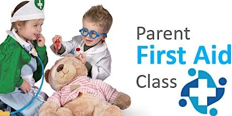 Parent First Aid tickets