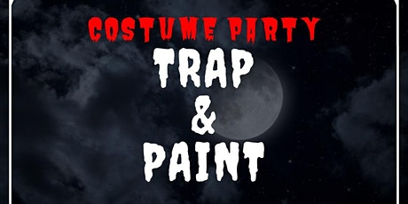 Halloween Trap n Paint Costume Party tickets