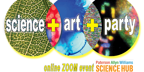 Science + Art + Party – Paterson Allyn Williams Science Hub event – Dungog Tickets