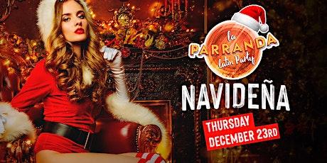 La Parranda Navideña tickets