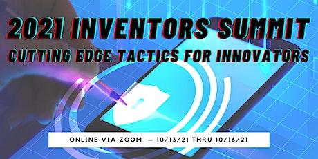2021 Inventors Summit biglietti