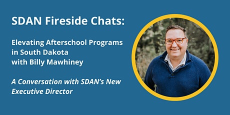SDAN Fireside Chats: A Conversation with Our New Executive Director tickets