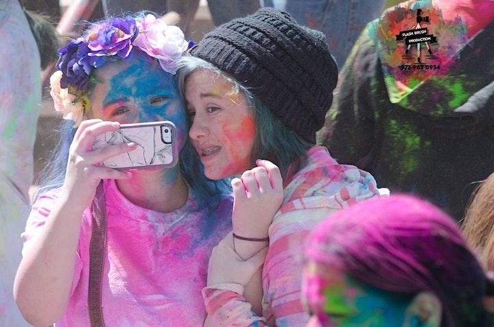 Dallas Festival of Colors - Holi Mela image