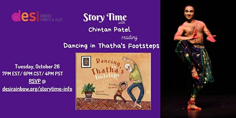 Desi Rainbow Story Time : Dancing in Thatha's Footsteps tickets