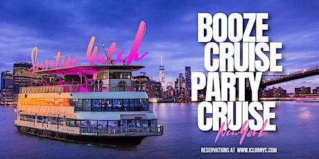 HALLOWEEN NIGHT BOOZE CRUISE PARTY CRUISE | SENSATION YACHT tickets