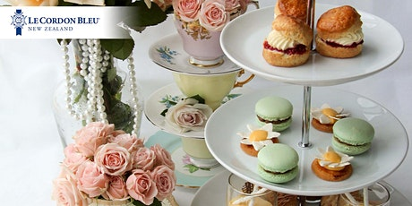 High Tea at Le Cordon Bleu on Friday 26th November 2021 tickets