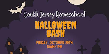 South Jersey Homeschool Halloween Bash tickets