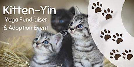 Kitten-Yin, Kitten Yoga & Adoption Event tickets
