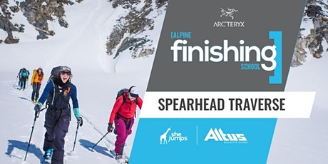 2022 SheJumps Alpine Finishing School: Spearhead Traverse tickets