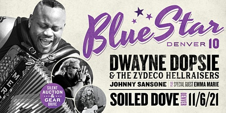 Dwayne Dopsie and the Zydeco Hellraisers tickets