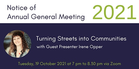 Belonging Matters Annual General Meeting 2020-21 tickets