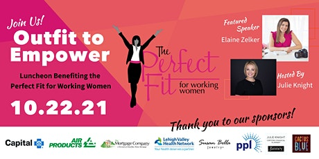 Outfit to Empower Luncheon Benefiting the Perfect Fit tickets