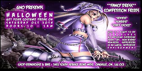 GNO Presents Halloween - Get your Costume freak on!!! tickets