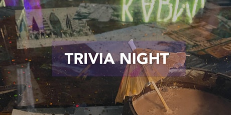 Trivia Night - Win $50 Bar Tab at the Best Kava Bar in Town. Every Tuesday! tickets