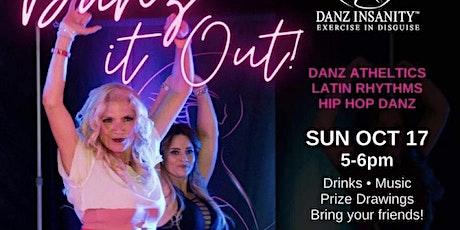 Danz Insanity at Lafayette Village tickets