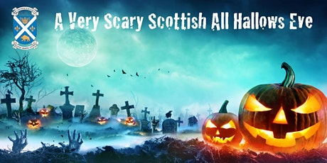 "All Hallow's Eve - A Scottish Halloween ""Samhain"" Virtual Event tickets"