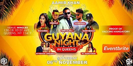 Guyana Night in Queens tickets