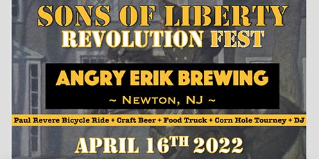 Sons of Liberty Revolution Fest tickets